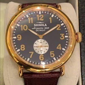 Shinola Watch - The Runwell